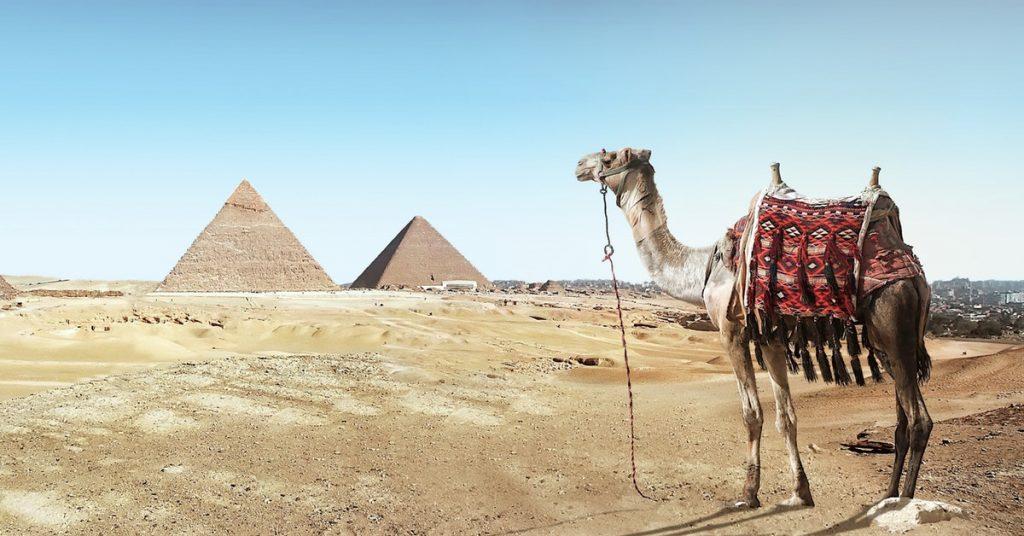 טיולים במצרים