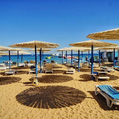 החוף בשארם